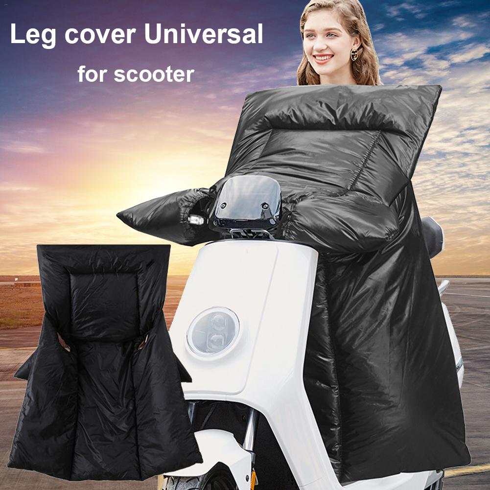 Universal Leg Cover For Scooter Rain Wind Cold Protector Knee Motorcycle Blanket Knee Warmer Leg Cover Waterproof Winter Quilt