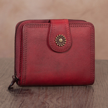 Women Coin Purse Small Wallet Female Genuine Leather Walet Portomonee Clamp for Money Bag for Girls Lady Zipper and wallet kavis genuine leather women wallet female small walet portomonee lady mini zipper money bag vallet coin purse card holder perse
