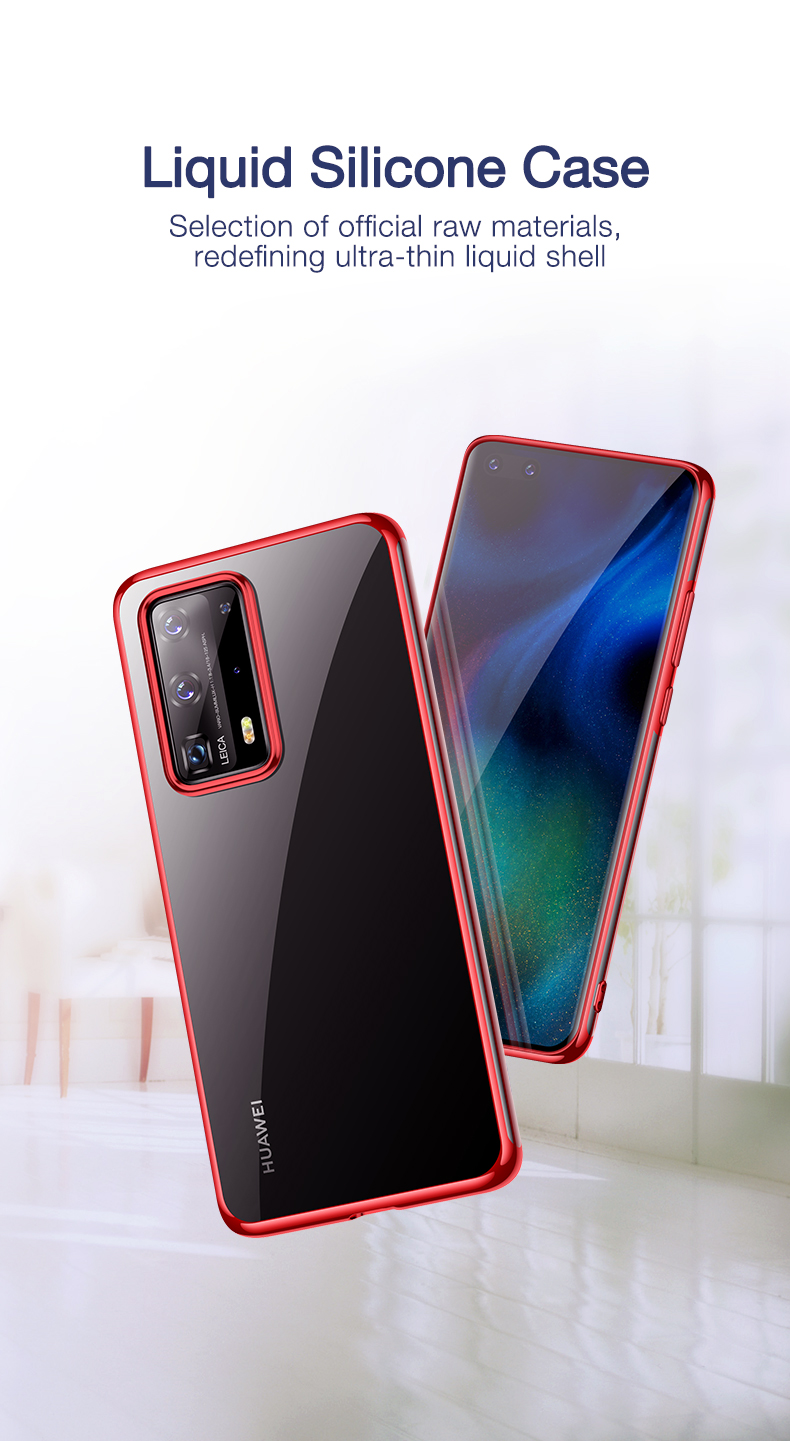 plating case for huawei p40 pro (1)