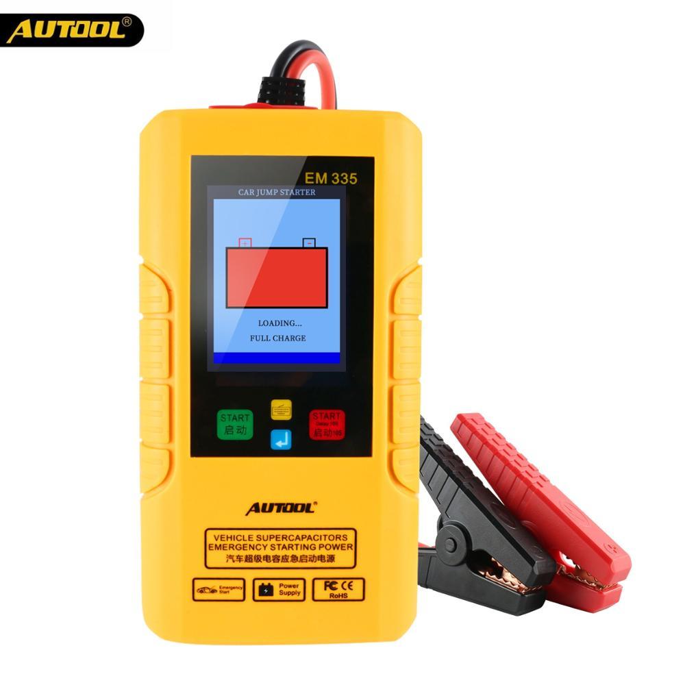 Autool EM335 Batteryless Car…