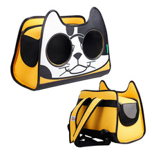 Cat Backpack Transparent Space Capsule Shoulder Bag Tent Playpen Dog Fence Cage Carrier Classics Eco-Friendly