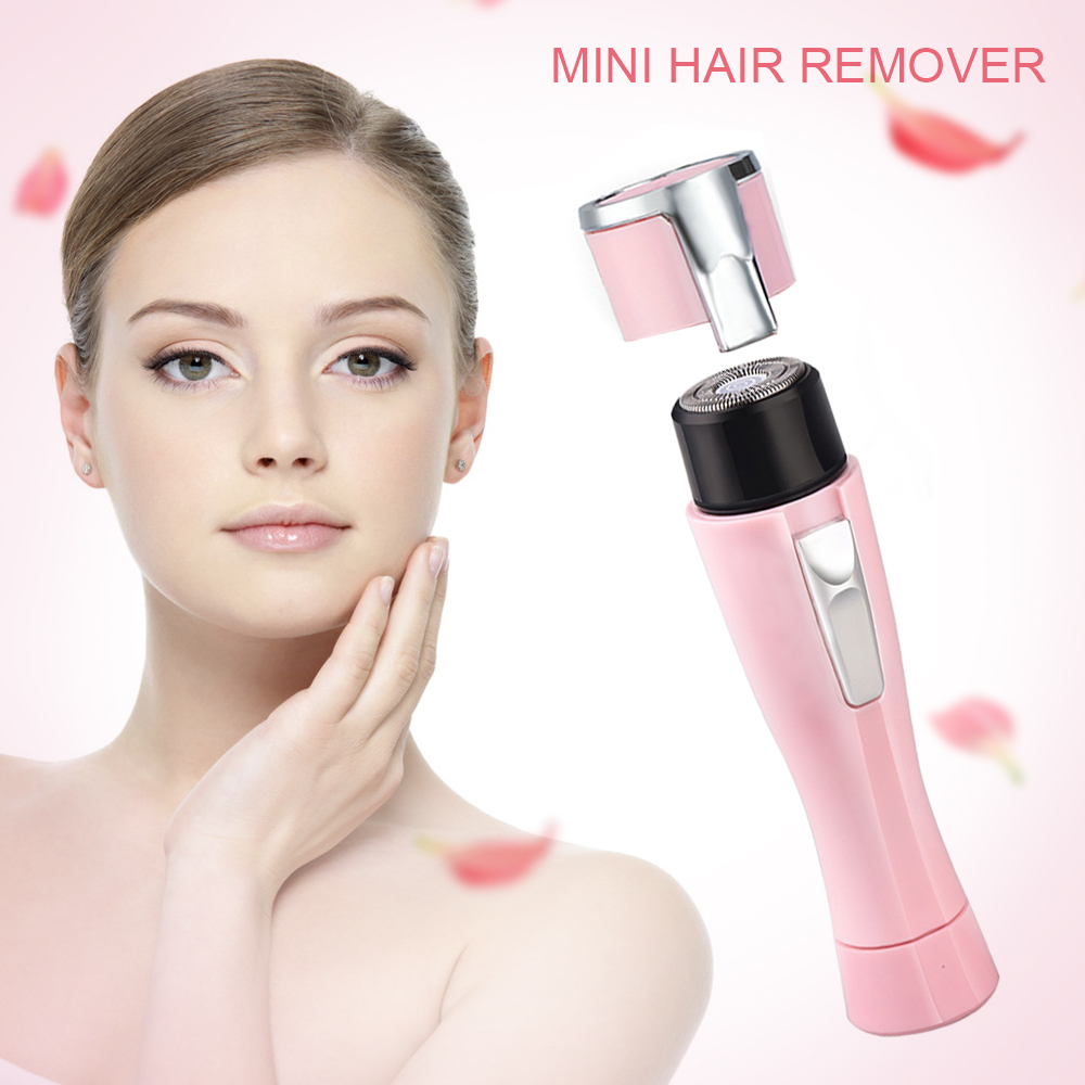 Electric Hair Removal Device Perfect Female Body Facial Epilator Safety Painless