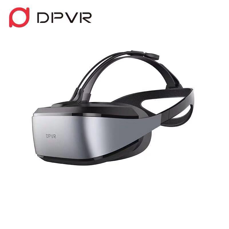 DeePoon E3 4K 3840*2160 Virtual Reality Headset VR Headset 3D VR Glasses for PC Game  With Video HD Giant Screen WITH NOLO CV1