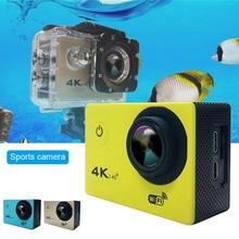 מלא HD עמיד למים מצלמה עם 170 תואר רחב זווית עדשת תמיכה זמן לשגות תמונה עבור ספורט NC99