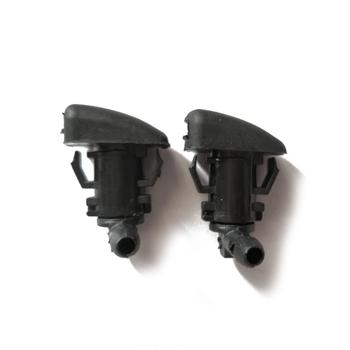 8E5Z17603A 1 para samochodów Auto dysza spryskiwacza szyby wycieraczki strumień wody dla 2008-2012 Lincoln MKZ szyby Auto Rep tanie i dobre opinie CN (pochodzenie)