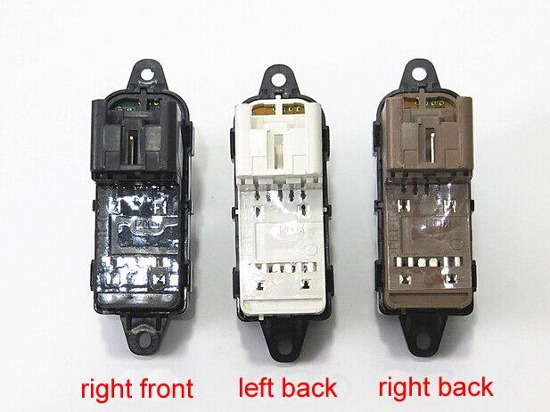 Переключатель Стеклоподъемника SKTOO для Mazda 6, переключатель стеклоподъемника M6, левая, задняя, правая, передняя, правая, задняя, бесплатная доставка