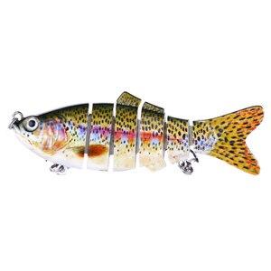Image 4 - Nowy 1 sztuk ruchoma przynęta wędkarska 10 CM/15G Minnow plastikowe sztuczne wędkowanie Wobbler narzędzia Jerk ryby Esca Tackle przynęta na ryby narzędzia