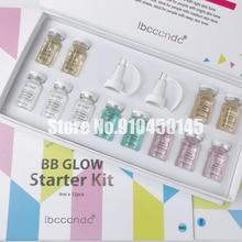12Pcs Korean Cosmetics BB Cream Glow Ampoule Serum  Brightening Serum For Whitening Acne Anti-Aging Treatment
