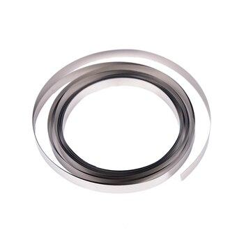 3 Meters Pure Ni Plate Nickel Strip Tape For Li 18650 Battery Spot Welding Outdoor Tools