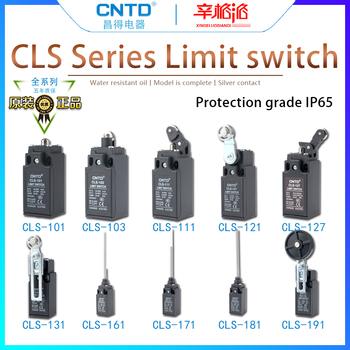 CNTD serii CLS ogranicznik ruchu 1NO1NC 10A 250V Ip65 CLS-101 CLS-103 CLS-111 CLS-121 CLS-127 CLS-131 CLS-161 CLS-171 181 191 tanie i dobre opinie Przełączniki Silver contact Z tworzywa sztucznego CLS-101 CLS-103 CLS-111 CLS-121 CLS-127 CLS-131 CLS-161 CLS-171 181