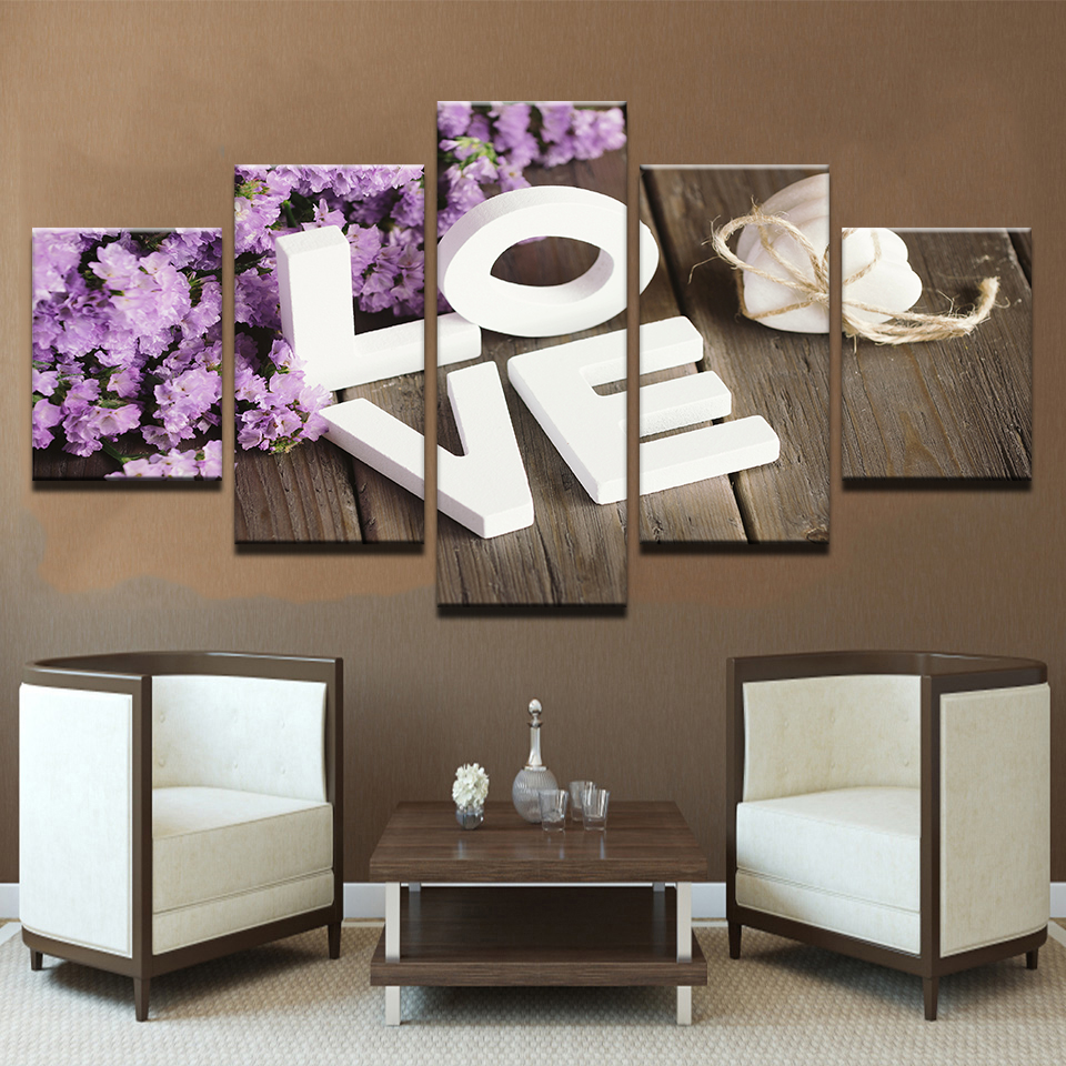H97a3eab945fc4cf298b3d505a9c246feP Canvas HD Prints Paintings Wall Art Home Decor 5 Pieces Welcome Dropshipping Wholesale We Can Provide All The Pictures
