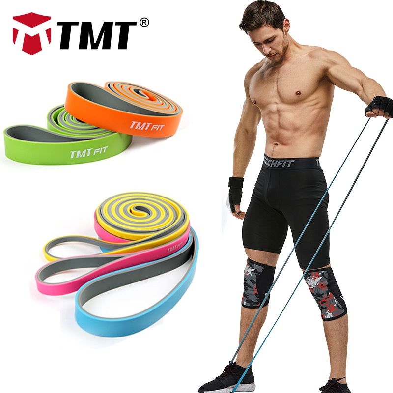 Tmt Fitness Resistance Band Workout For Legs Training Exercise