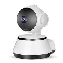Kamera IP Wifi 720P odkryty niania elektroniczna Baby Monitor przenośne HD bezprzewodowy inteligentny aparat dla dzieci Audio wideo rekord nadzoru bezpieczeństwo w domu kamery 1MP tanie tanio Dpower wireless Wideo i Audio NONE SD 720 P CN (pochodzenie) Brak 1280 * 720 HD CMOS APLIKACJI Telefonu komórkowego Domofon