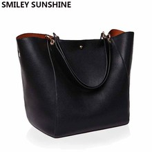 Real Genuine Leather Women Shoulder Bag High Quality Designer Leather Handbag Female Big Tote Ladies Hand Bags for women 2020