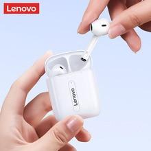 Lenovo X9 Drahtlose Kopfhörer Bluetooth V 5,0 Headset Touch Control Sport TWS Ohrhörer Sweatproof In ohr Kopfhörer mit Mikrofon