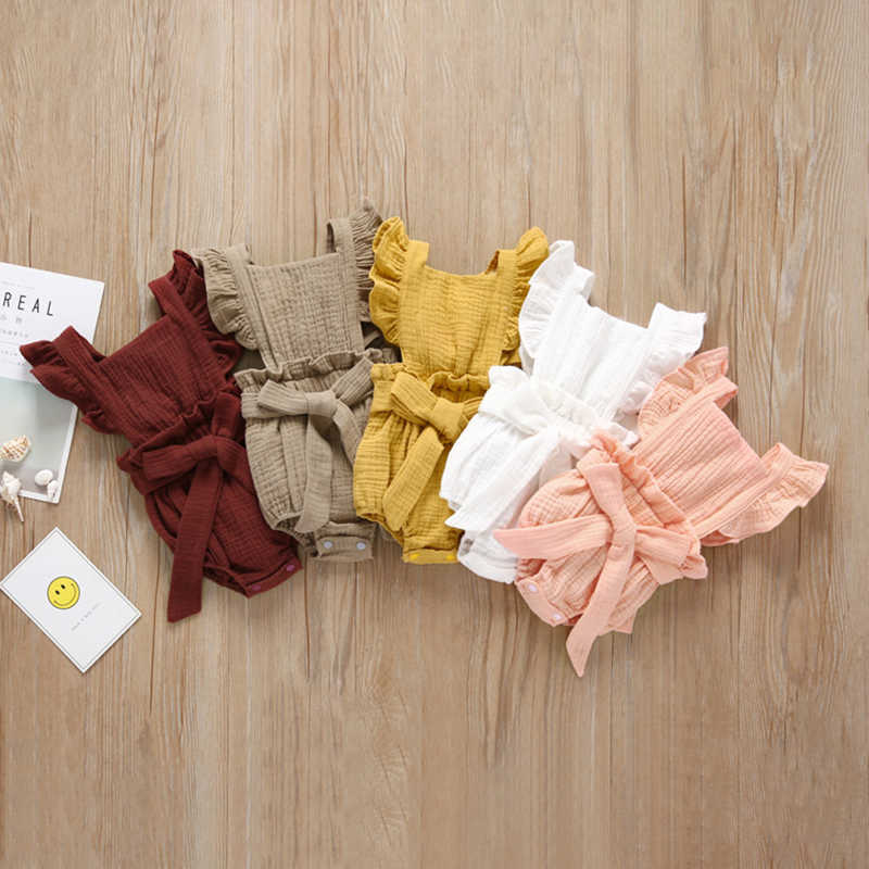Baby Girl Romper Newborn Baby Clothes For Girls Bow Princess Skirt Long Sleeve  Ifant Toddler Newborn Outfits Baby Climbing Suit