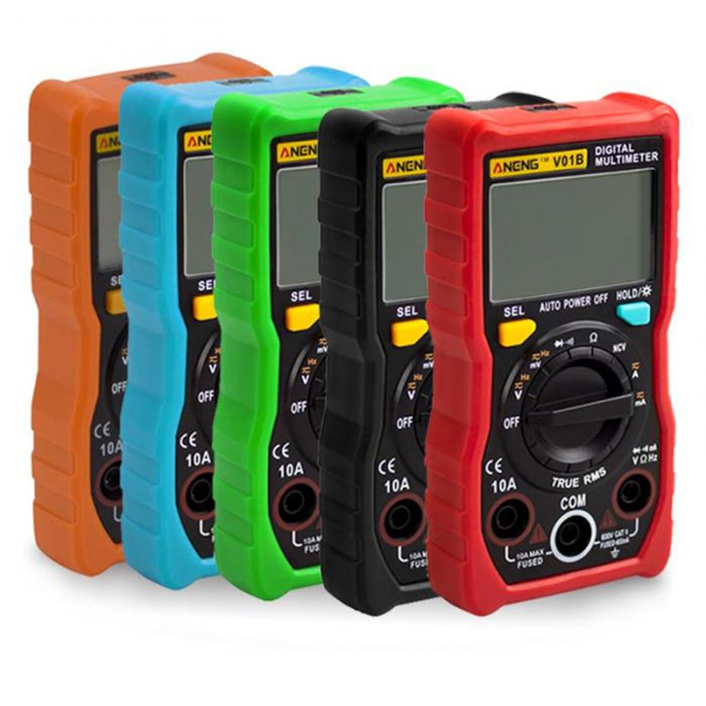 An-V01B High-Precision Intelligent Gear Recognition Multimeter Electrician Maintenance Instrument Universal Table Drop Shipping