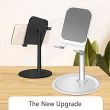 Универсальный держатель для планшета и телефона настольная подставка