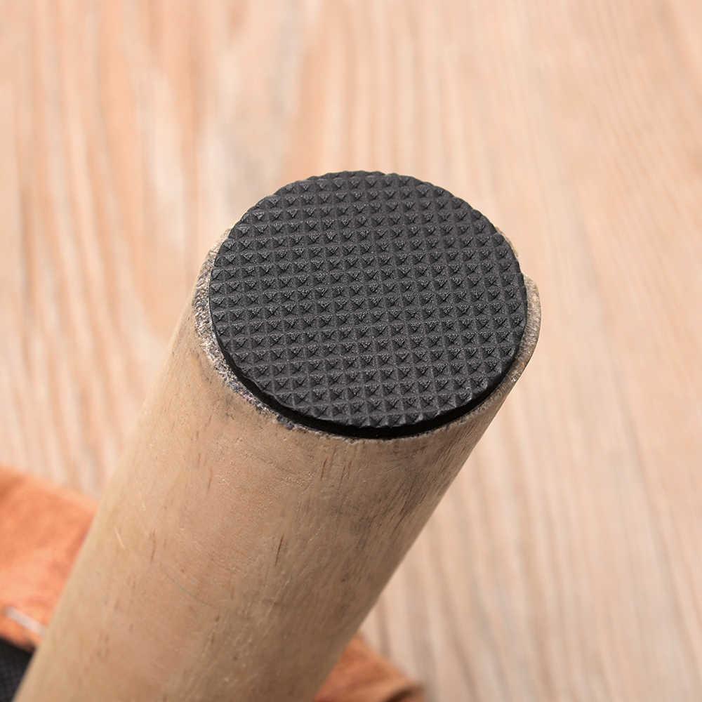 1 blatt Geometrische Form Weiche Verdickung Möbel Bein Pads Selbst-adhesive Anti Laut Anti-slip Matte Boden Protector stuhl Armaturen