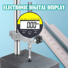 Hight Precision Dial Indicator Gauge Met 0.001mm Electronic Micrometer Metric / Inch 0-12.7mm /25.4mm Digital Micrometer airborne sub micrometer microbial exposures