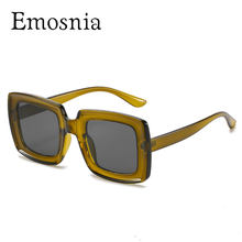 Lunettes de soleil carrées à la mode pour femmes, Design de marque Vintage pour dames, lunettes de soleil UV400, 2020