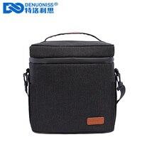 DENUONISS Waterproof Cooler Bag Large Capacity Insulated Bag 100% Leakproof Thermal Bag Beer Koozie Wine Bag