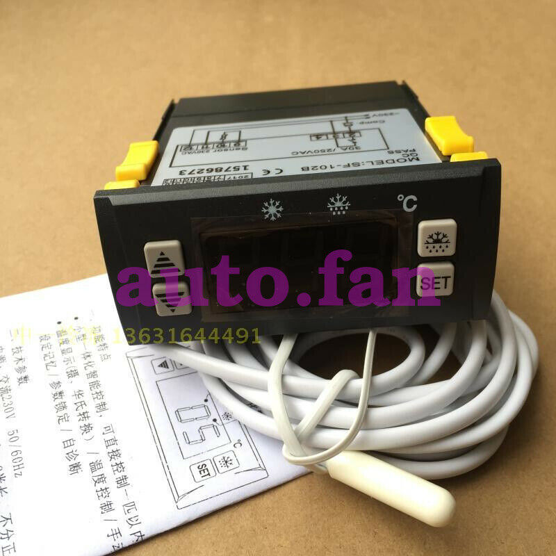 For SF-102B Thermostat