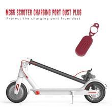 1 шт. зарядный порт Пылезащитная заглушка резиновый чехол для Xiaomi Mijia M365 электрический скутер отверстие крышка Замена аксессуары