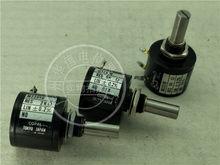 1 pçs/lote usado l m22s10 1k multi-turn potenciômetro importações