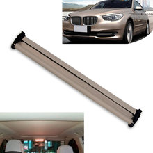 Coche techo sombrilla cortina protector solar cubierta para BMW serie 5 Gran Turismo GT5 F07 2010-2012, 2013, 2014, 2015, 2016 Beige