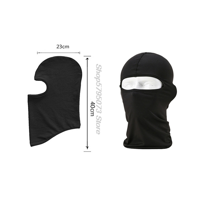 Soft Motorcycle face mask Fleece Balaclava for Half Face Mask Motorcycle Hood For Motorcycle Balaclava Face 3D Face Mask 5