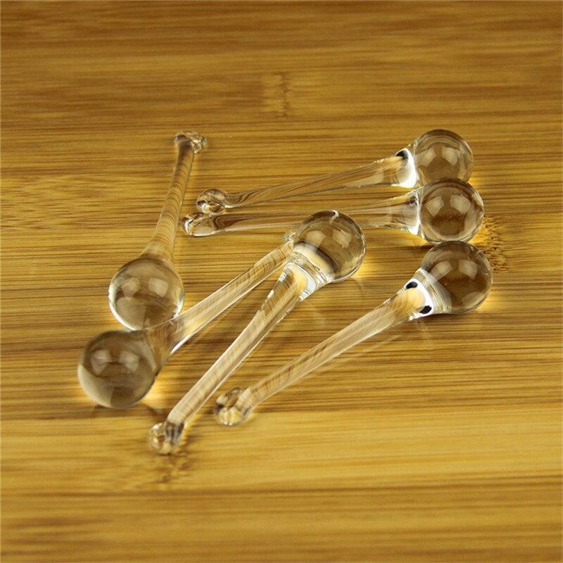 Suncatcher 5pcs Yellow Crystal Raindrop Chandelier Prisms Pendants DIY Hang 80mm