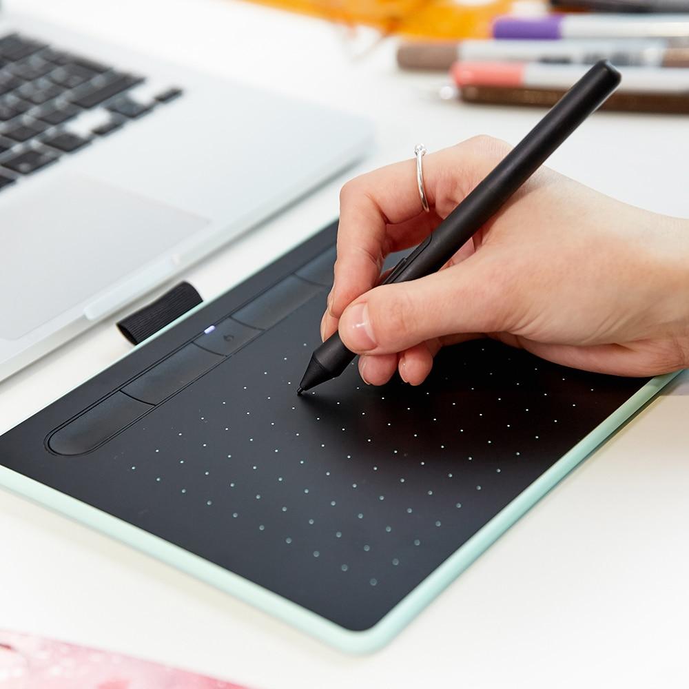 Ручка для рисования графики для Wacom CTL-472 / 672 / 490 / 690 , CTH-490 / 690 , Intuos CTL-4100 / 6100 , CTL-4100WL / 6100WL