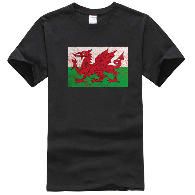 Men Are Born Equal Welsh Mens Hoodie Flag Wales Football Rugby St Davids Day