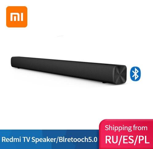 Новый Xiaomi Mijia Redmi беспроводной ТВ звуковой бар динамик беспроводной Bluetooth 5,0 аудио Bluetooth воспроизведение музыки для ПК театра ТВ|Саундбары|   | АлиЭкспресс - Отслеживание цены на алиэкспресс