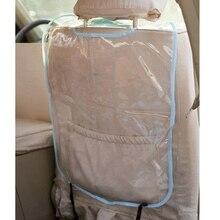 Защита на заднее сиденье автомобиля для детей, Детский коврик от грязи, грязеотталкивающий автомобильный чехол для сиденья, автомобильный коврик для ног, автомобильный коврик