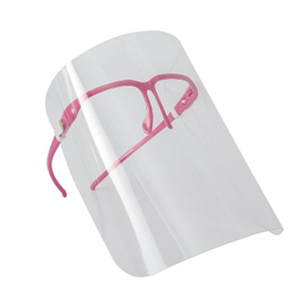 1PCs Dental Face Mask Professional Dental Protector Kit Dental Face Shield Detachable Face Shield Anti-Fog Dustproof Face Guard