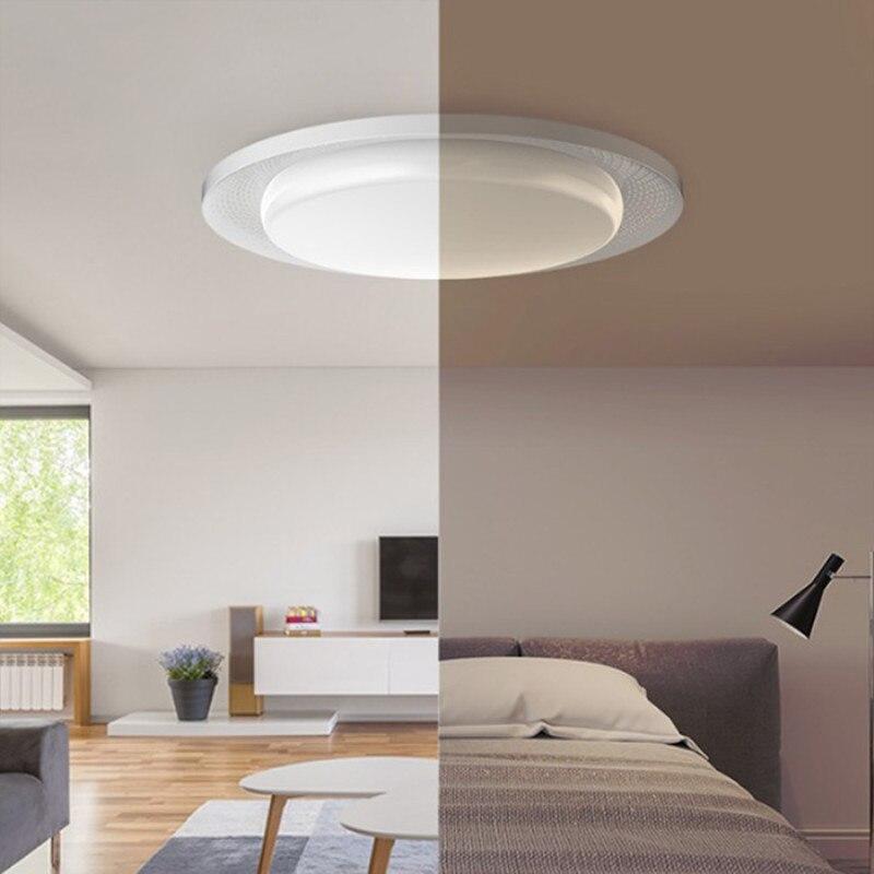 YEELIGHT YLXD48YI 34W APP Controle Inteligente LED Luz de Teto 560 milímetros Teto de Controle Interruptor de Parede de Controle Remoto Casa Inteligente lâmpada - 3