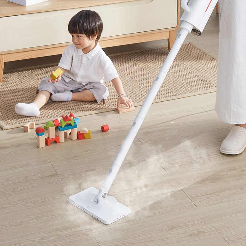 オリジナル Xiaomi Deerma 掃除機電気ハンドヘルド蒸気汽船家庭用蒸気スチームモップ床掃除機掃除ツール