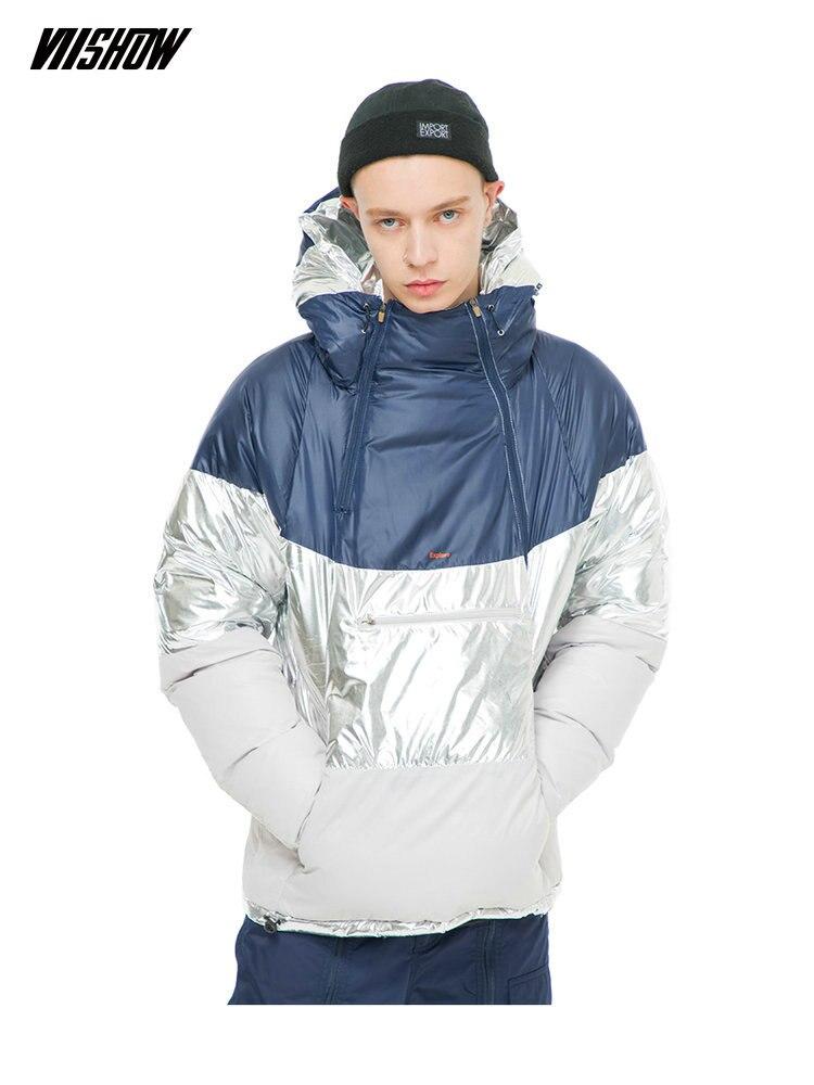 VIISHOW White Duck Men's   Down   Jacket Brand Winter Jacket For Men Doudoune Homme 2018 New Warm Men's Winter Jacket   Coat   YC2335184