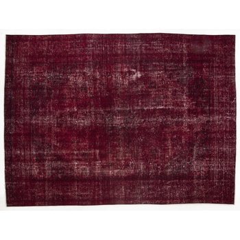 Handmade Red Vintage Persian Area Rug 280x377 Cm-9'2''X12'4'' фото