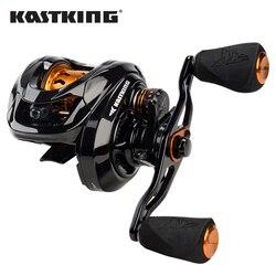 KastKing Zephyr Bait Finess System Baitcasting Fishing Reel 4.5KG 7.2:1 Gear Ratio Magnetic Brake System Fishing Coil