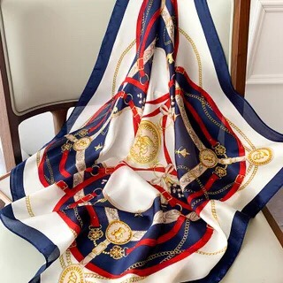 2020 Spring New Chain 70 xiao si jin Silk Decorative Scarf Summer Sunscreen Shawl Soft Wild scarves women poncho chiffon hijab
