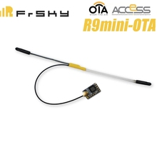 Frsky アクセス 900 長距離 R9 ミニ ota 受信機 915 メガヘルツの。ポート冗長性と互換性 R9M ファームウェアアップグレード可能