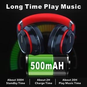 Image 5 - Беспроводные наушники Lenovo HD200, Bluetooth 5,0 гарнитура с сабвуфером, Спортивная гарнитура для бега, унисекс, шумоподавление, Видеозвонок
