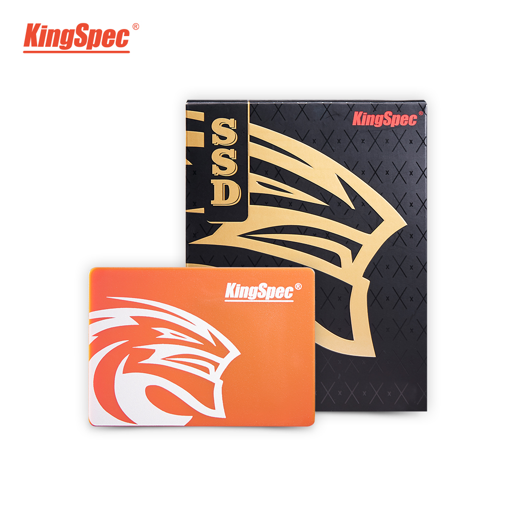 KingSpec HDD 120 GB SSD SATA3 SSD 120GB SSD 2.5 Inch Internal Solid State Drive Hard title=