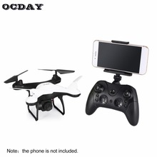 X35SH 2.4G Selfie RC Drone Quadcopter Aircraft with 720P HD Wifi FPV Camera 20mins Long Flight Altitude Hold Headless 3D Flip ht 2 4ghz six axis drone with camera 16w wifi fpv 720p selfie dron altitude hold flight path g sensor control rc quadcopter helicop