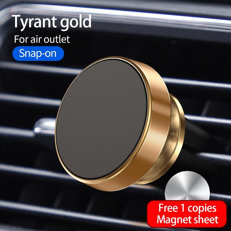 Gold Air Vent