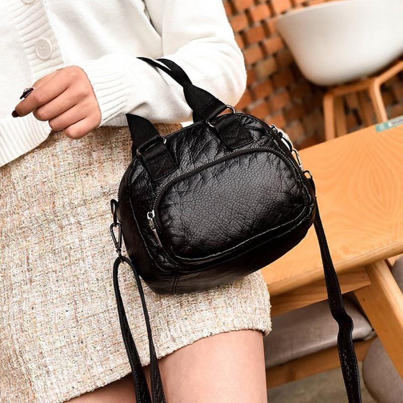 2019 Vintage mignon petit sacs à main en cuir PU femmes célèbre marque mini sacs sacs à bandoulière embrayage femme messager fourre-tout sacs