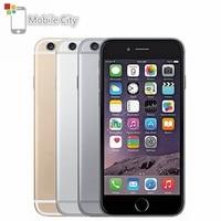 Apple iPhone 6 IOS 4G LTE Unlocked Mobile Phone Dual Core 4.7' IPS 1GB RAM 16/64/128GB ROM Fingerprint Used SmartPhone